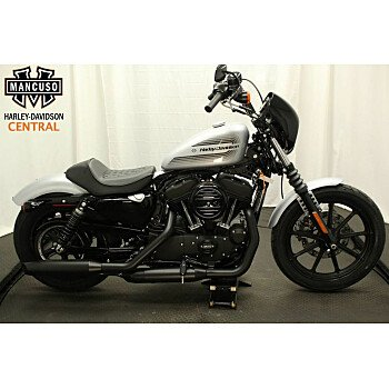 2020 Harley-Davidson Sportster Iron 1200 for sale 200800450