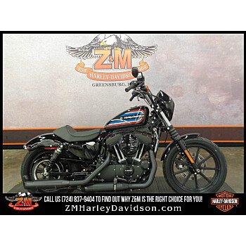 2020 Harley-Davidson Sportster Iron 1200 for sale 200818009