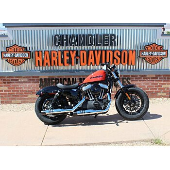 2020 Harley-Davidson Sportster Forty-Eight for sale 200848679