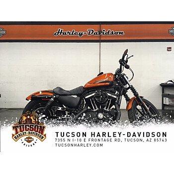 2020 Harley-Davidson Sportster Iron 883 for sale 200973913