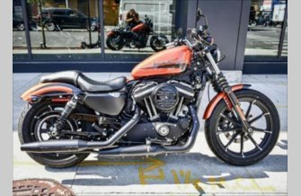 2020 Harley-Davidson Sportster Iron 883 for sale 201010688