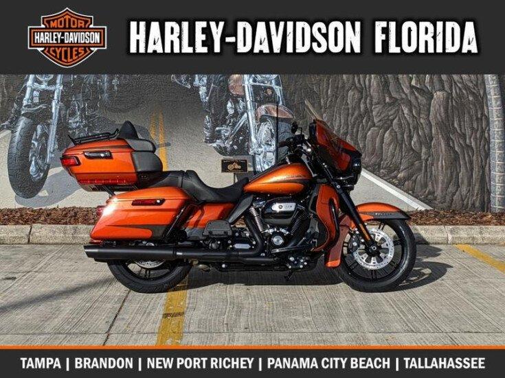 2020 Harley-Davidson Touring Ultra Limited for sale 200815904