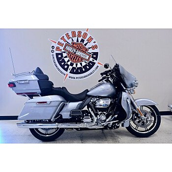 2020 Harley-Davidson Touring Ultra Limited for sale 200867815