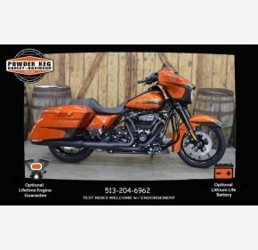 2020 Harley-Davidson Touring Street Glide Special for sale 200949206