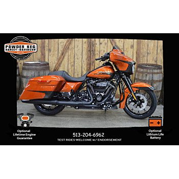 2020 Harley-Davidson Touring Street Glide Special for sale 200961983