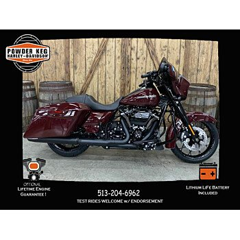 2020 Harley-Davidson Touring Street Glide Special for sale 200961995