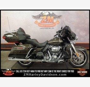 2020 Harley-Davidson Touring Ultra Limited for sale 201029291