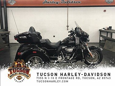 2020 Harley-Davidson Trike Tri Glide Ultra for sale 200993049