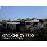 2020 Heartland Cyclone CY 3600 for sale 300256052
