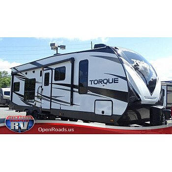 2020 Heartland Torque for sale 300200319