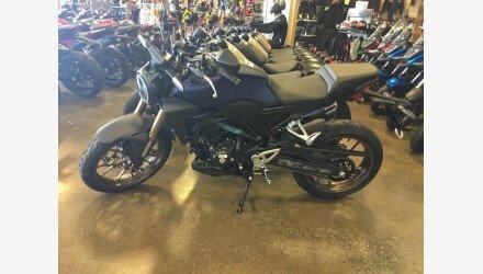 2020 Honda CB300R for sale 200787425