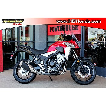 2020 Honda CB500X ABS for sale 200871882