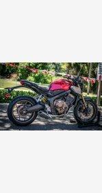 2020 Honda CB650R ABS for sale 200878708