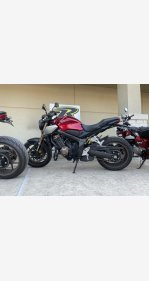 2020 Honda CB650R ABS for sale 201063643