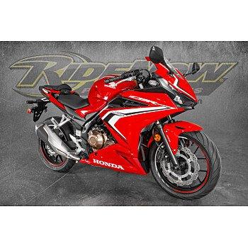 2020 Honda CBR500R for sale 200865318