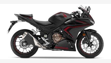 2020 Honda CBR500R for sale 200876528
