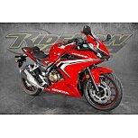 2020 Honda CBR500R for sale 200877930