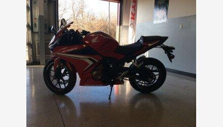 2020 Honda CBR500R for sale 200878684
