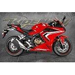 2020 Honda CBR500R for sale 200910825