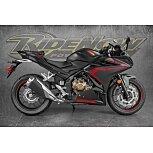 2020 Honda CBR500R ABS for sale 200962392
