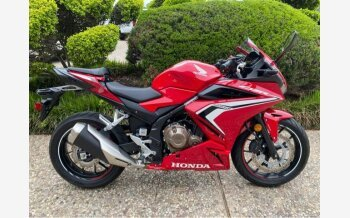 2020 Honda CBR500R ABS for sale 201076701