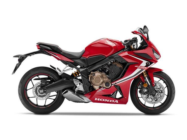 2020 Honda CBR650R ABS specifications