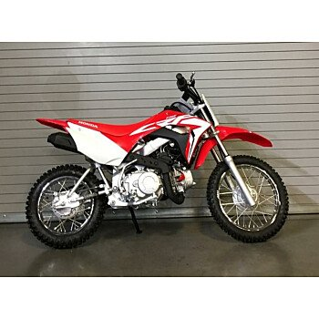 2020 Honda CRF110F for sale 200792405