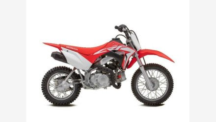 2020 Honda CRF110F for sale 200813018