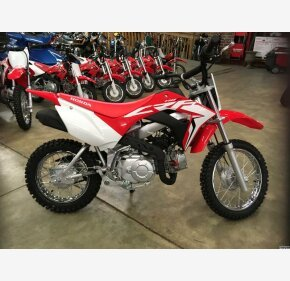 2020 Honda CRF110F for sale 200817272