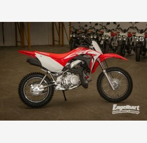 2020 Honda CRF110F for sale 200817929
