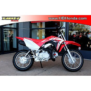 2020 Honda CRF110F for sale 200874107