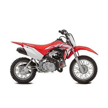 2020 Honda CRF110F for sale 200937140