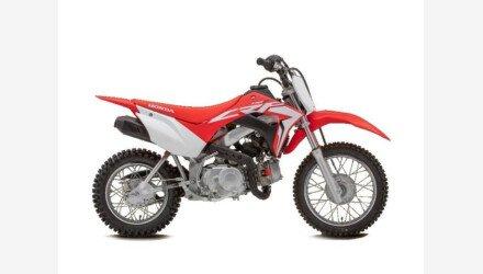 2020 Honda CRF110F for sale 200937140
