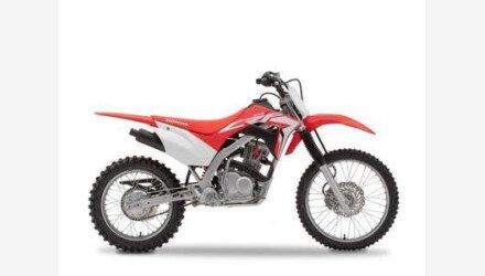 2020 Honda CRF125F for sale 200789643