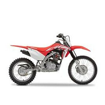 2020 Honda CRF125F for sale 200817235