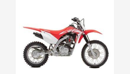 2020 Honda CRF125F for sale 200949004