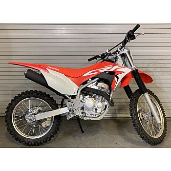 2020 Honda CRF250F for sale 200798600