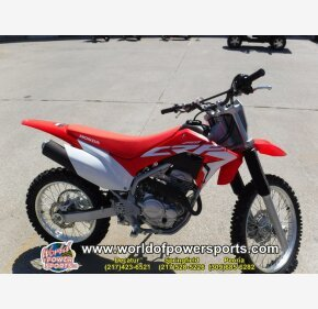 2020 Honda CRF250F for sale 200821019