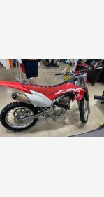 2020 Honda CRF250F for sale 201021651