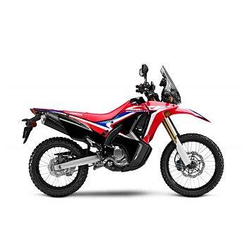 2020 Honda CRF250L for sale 200870050