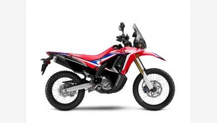 2020 Honda CRF250L for sale 200900607