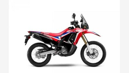 2020 Honda CRF250L Rally ABS for sale 200910272