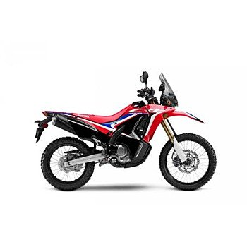 2020 Honda CRF250L Rally ABS for sale 200983605