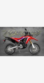 2020 Honda CRF250L Rally ABS for sale 200994930