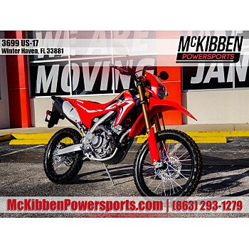 2020 Honda CRF250L for sale 201000324