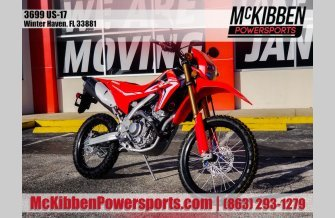 2020 Honda CRF250L for sale 201000324