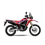 2020 Honda CRF250L Rally ABS for sale 201009443