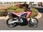 2020 Honda CRF250L Rally for sale 201047296