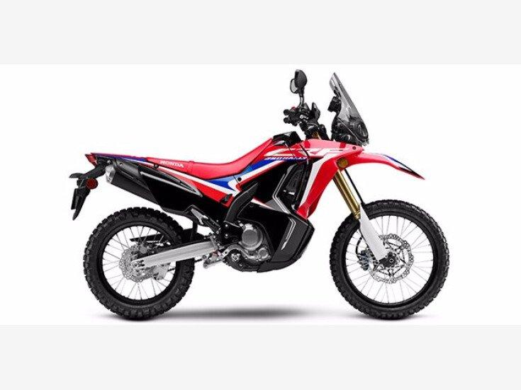 2020 Honda CRF250L for sale 201065009