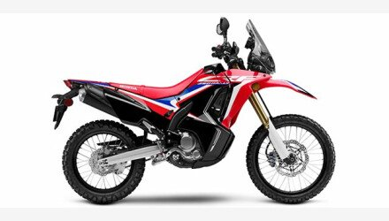 2020 Honda CRF250L for sale 201065011
